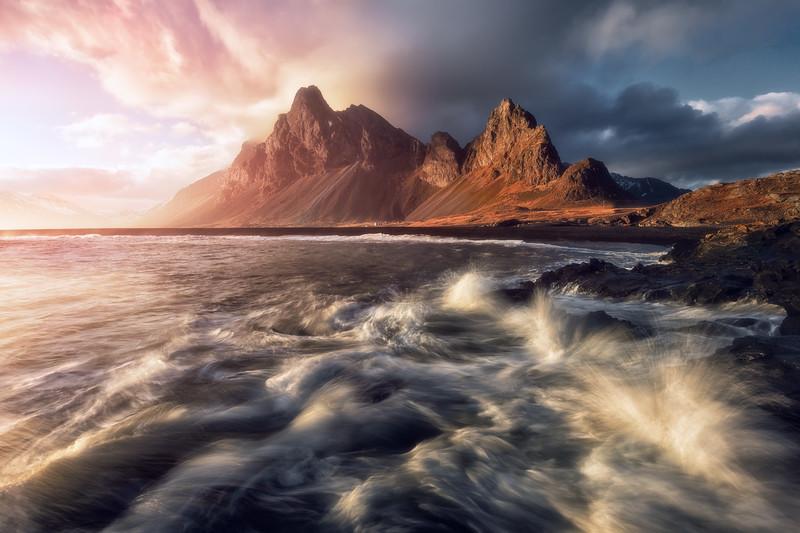 Eystrahorn 1 krossanesfjall seascape iceland sunset_2.jpg