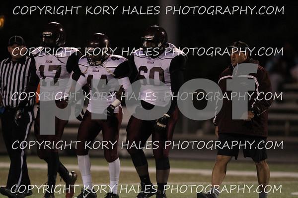 Varsity-Oak Grove vs Hogan Prep 10-31-14 Camera 1 of 2