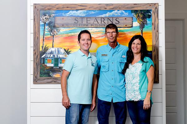 Stearns Custom Builders Family