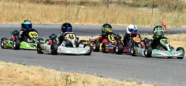 Race #3 at Kinsmen Kart Club