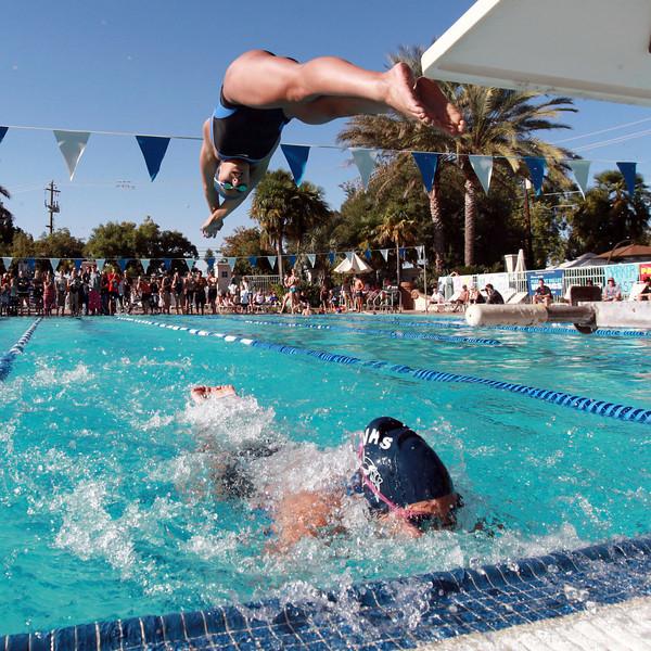 Chico vs PV Swim Meet