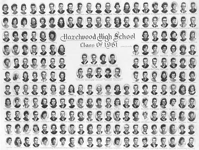 Hazelwood HS 1961