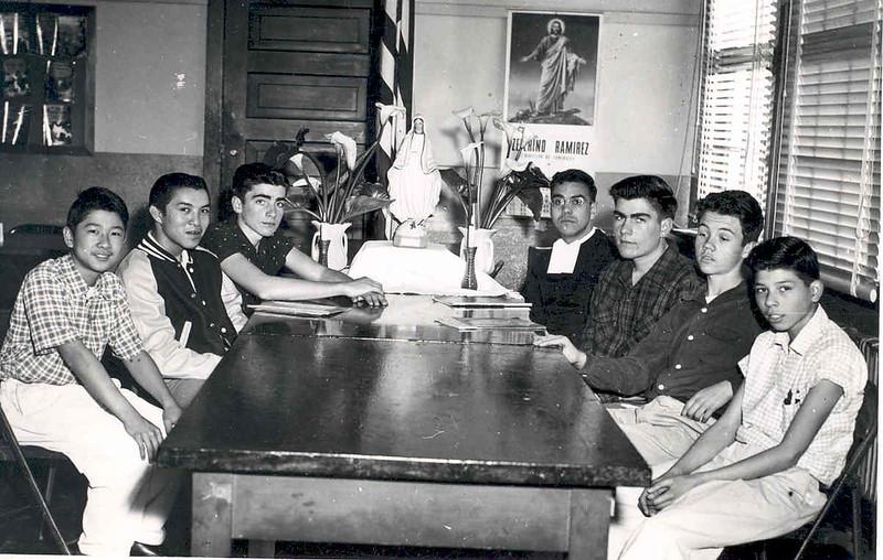 1954, Legion of Mary