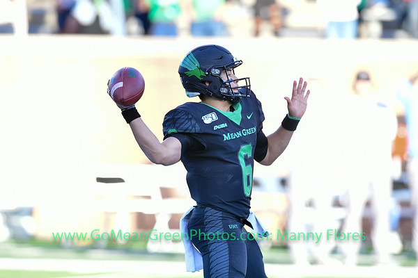 UAB @ Mean Green