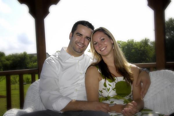 Josh and Jill Engagement, July 2010