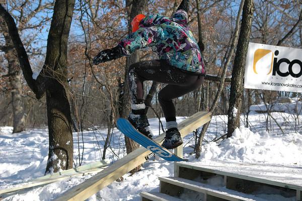Snow Skate 2010