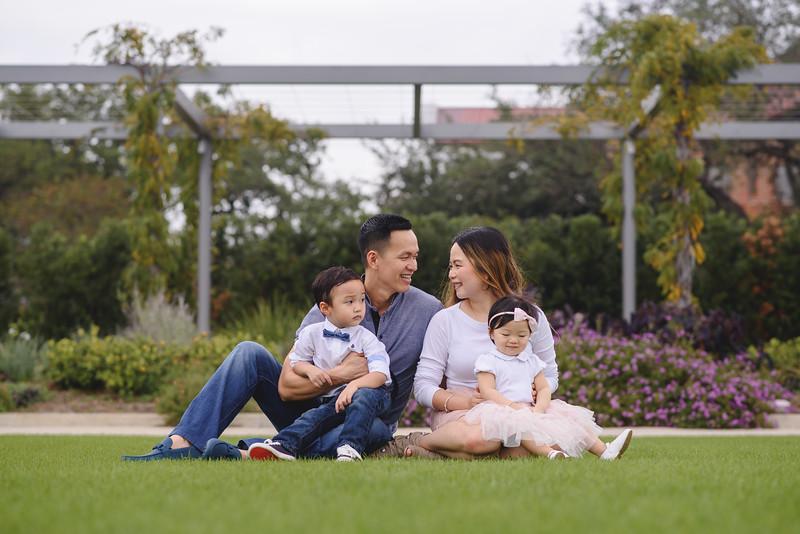 Phong & Caty Family 2016