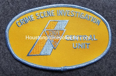 New Jersey Crime Scene Units