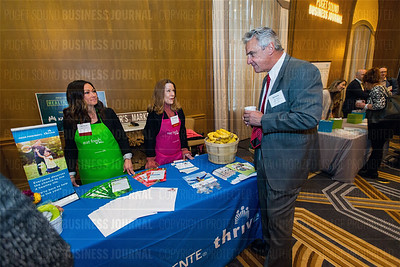Puget Sound Business Journal's 2018 Health Care of the Future event