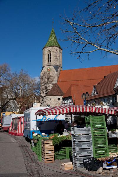 Markttag Beutelsbach