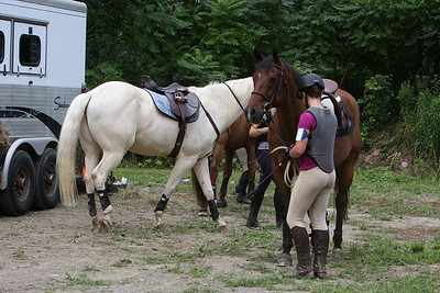 Gale's Riders at Morgan Equine July 22, 2012