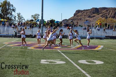 Cheerleaders - November 3, 2018