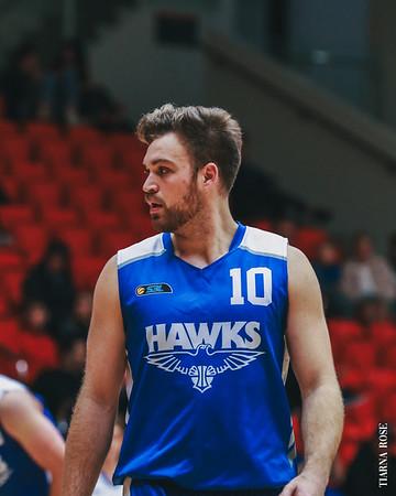 Hawks VS Eagles