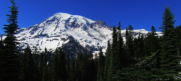 Mt. Rainier, July 9-11, 2017