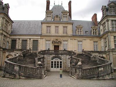 Fontainebleau, 2001