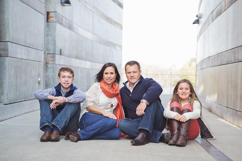 The Burns Family