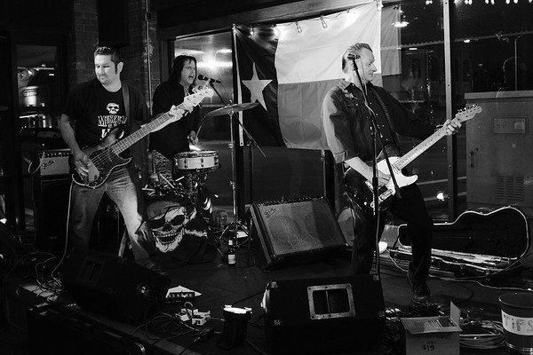 Johnny Hootrock at Texas Beer Co - August 19, 2017