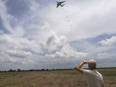 Jan Egeland in the field 19/20
