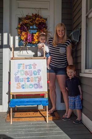 Enzo's 1st Day Nursery School