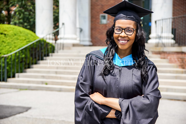 Tiffany's Grad photo's 2016