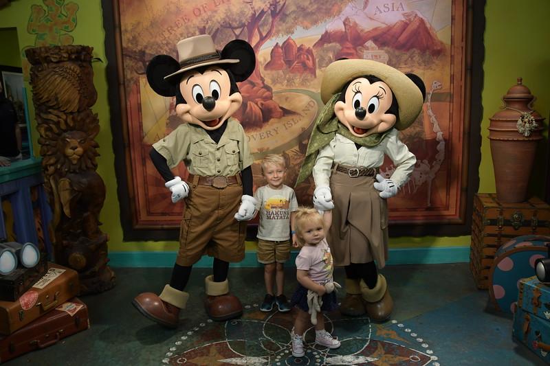 Disneyworld Fall Trip 2019