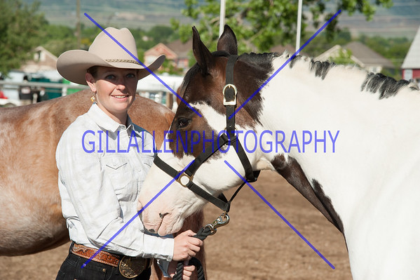 Colorado Stock Horse Assoc. May 20th 2012