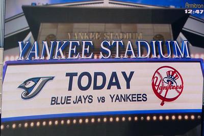 2010-09-05 | Yankee Game - Yankee Stadium