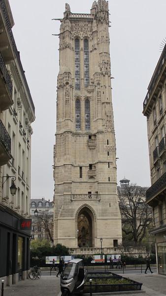 Paris November 2012
