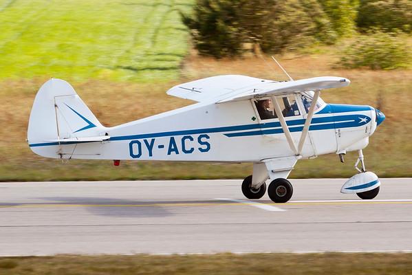 OY-ACS - Piper PA-22-108 Colt