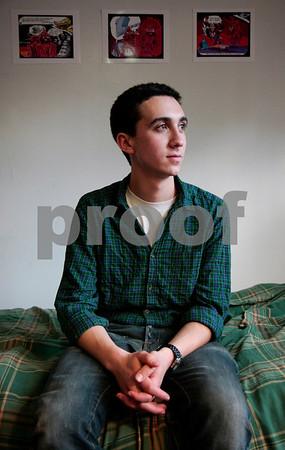 Todd Belok Portrait