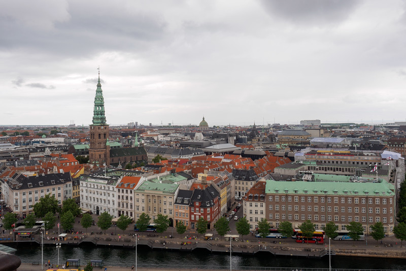 From Christiansborg Palace