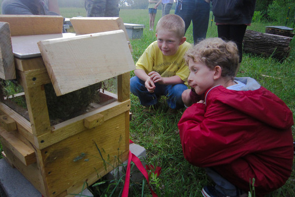 Bee Narative Visited by Barnard School