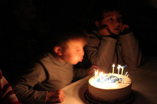 Ethans 9th Birthday 2011