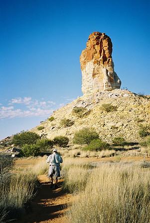 South Australia to Nth Western Australia