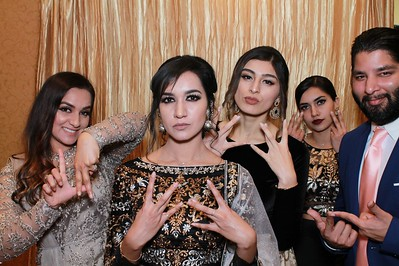 Zainab & Fatir's Wedding