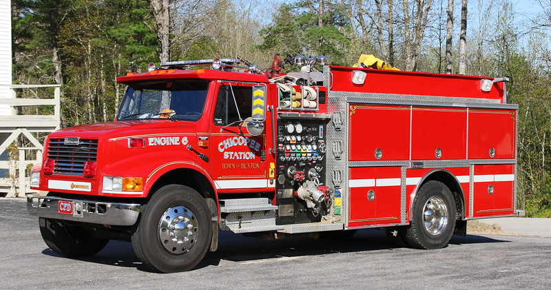 Engine 6   1996 International / Metalfab   1250 / 1000