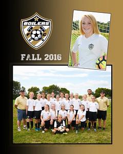 Boiler FC portraits 2016, Lafayette, IN