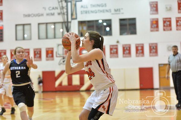 2016 High School Girls Basketball