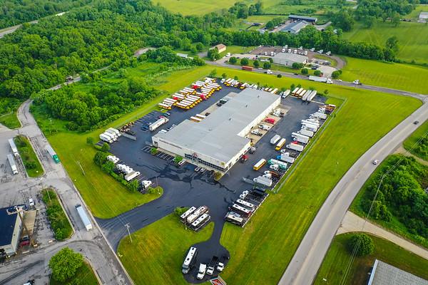 Bluegrass International Aerial Photos