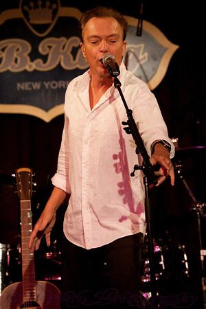 David Cassidy @ BB Kings 10.28.11