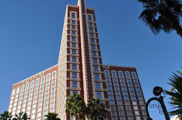 Las Vegas/Hilton/Zion Nat'l Park