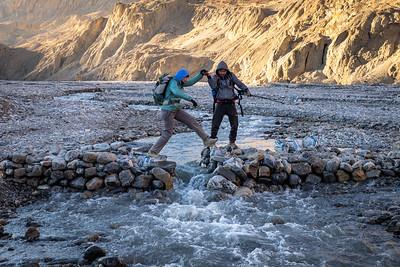 Trek to Chhuksang