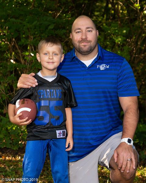 2019 PW Spartans Coach-Player Shots