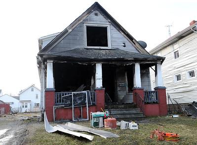Lorain house fire
