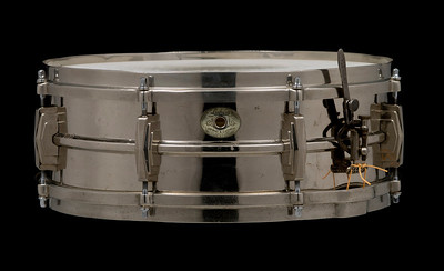 Ludwig Silver Anniversary  All Metal