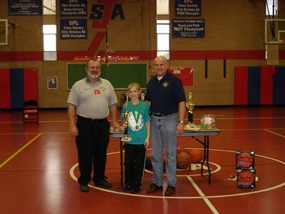 Free Throw Contest 2007
