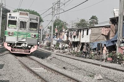 Jakarta Railway & Fishing Village (Daily Life))