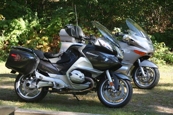 Motorcycle Trip 2012