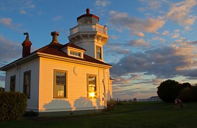 Mukiteo Light House