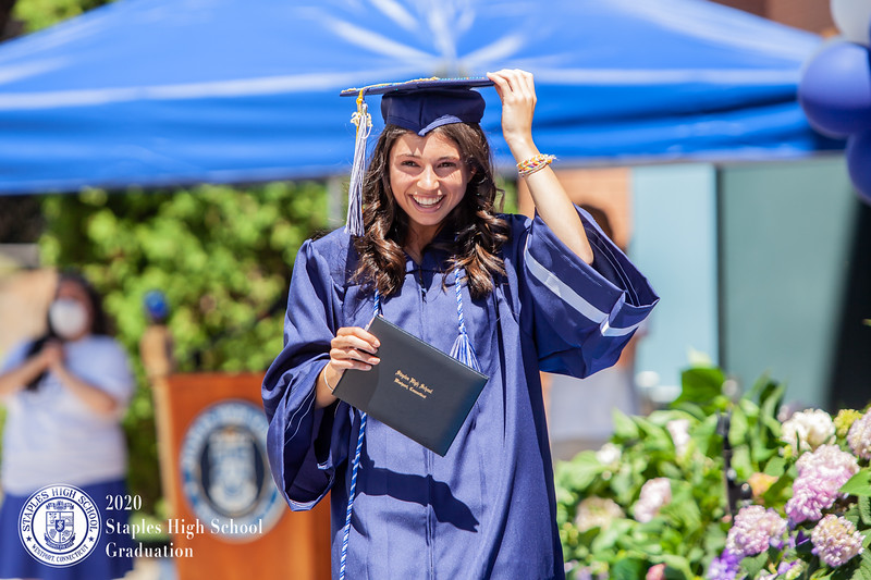 Dylan Goodman Photography - Staples High School Graduation 2020-248.jpg
